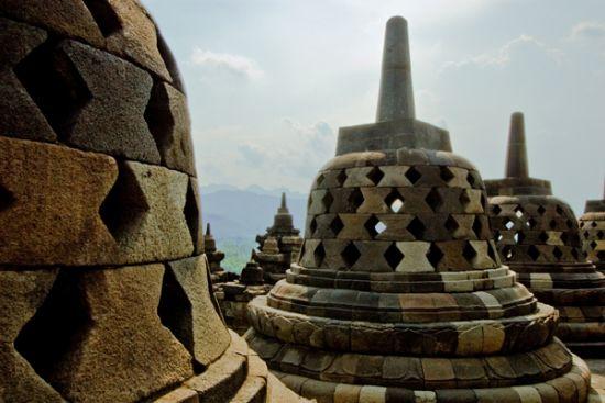 婆罗浮屠,印尼