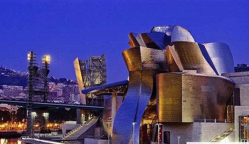 西班牙古根海姆博物馆