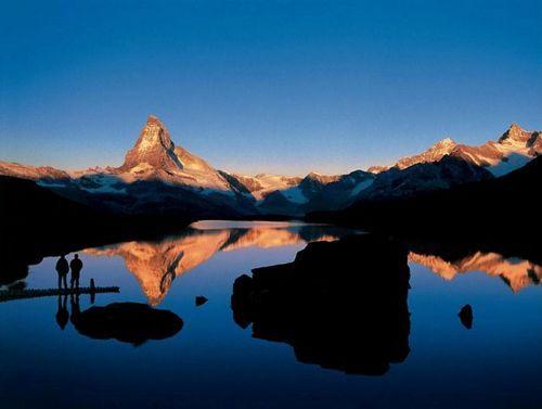 瑞士最出名的日出胜地