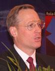亚太总裁协会全球名誉会长佩罗