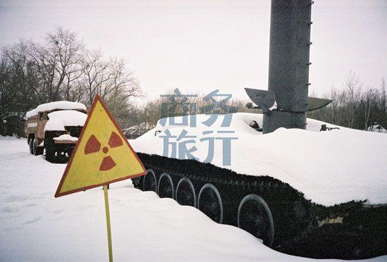 切尔诺贝利:重访核难原点