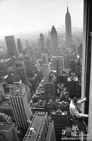 五十年前的纽约