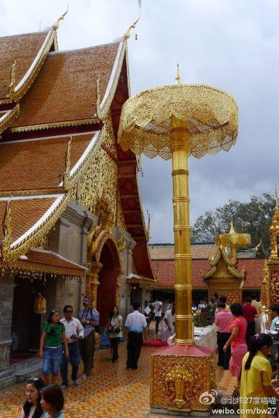 泰国素贴寺