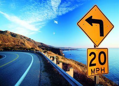 纵贯加州的一号高速公路
