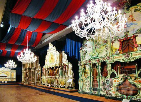 1.这些华丽的风琴也是荷兰的象征。
