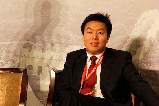 建银国际财富总经理许小林