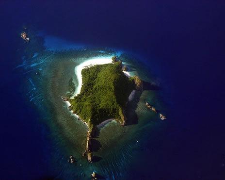 海龟岛(Turtle Island)