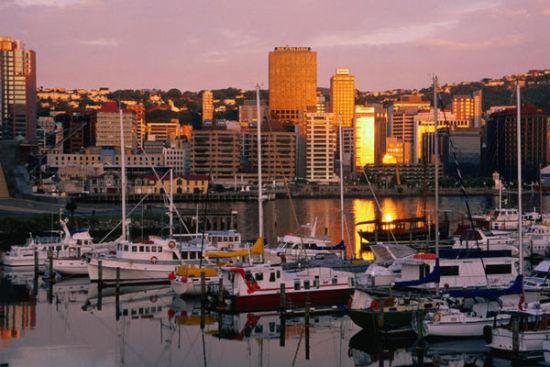 惠灵顿(新西兰首都)