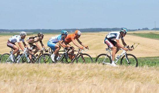 环法自行车赛之旅