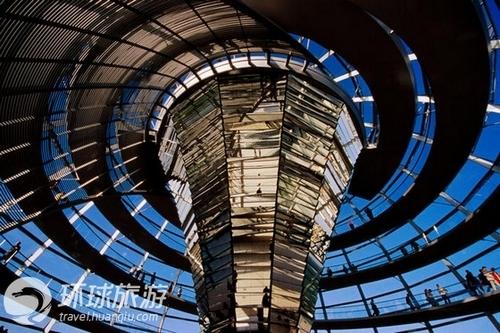 德国柏林国会大厦