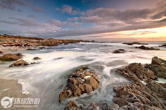 情人之地(Lovers Point,加州太平洋丛林市)