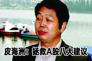 皮海洲:企业退市应赔偿无辜散户