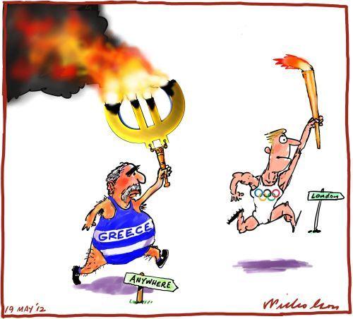 """希腊几乎时时都处在一种嗷嗷待哺的状态,令多方闹心。就在昨日(20日),希腊财长还透风给路透社,称希腊希望可以赢得""""债主们""""的许可,在下个月中旬,也就是9月中旬,可以筹得115亿欧元的资金。希腊财长还做出了一个精确预计,就是9月14日。"""