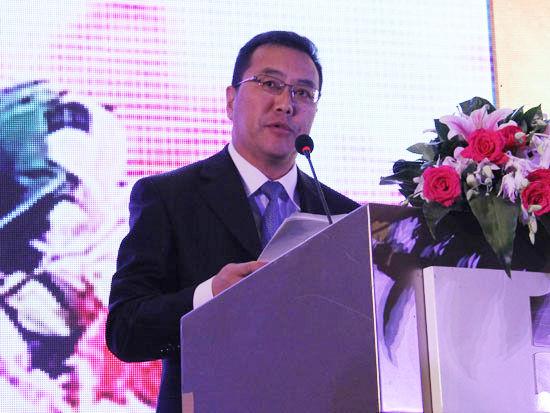 大连商品交易所总经理助理刘志强