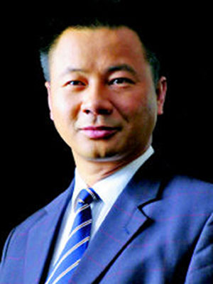 雷士照明前任董事长、创始人 吴长江。图片来源 网络