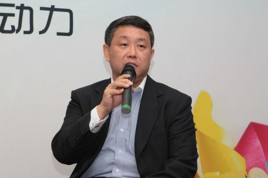 中粮产业农业基金总经理杨亦钢