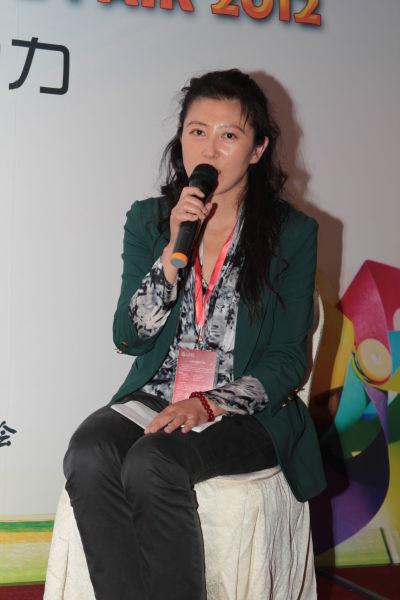 北京农业产业基金副总裁 马天骄