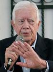 前美国总统Jimmy Carter