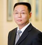 招商局金融集团董事总经理洪小源