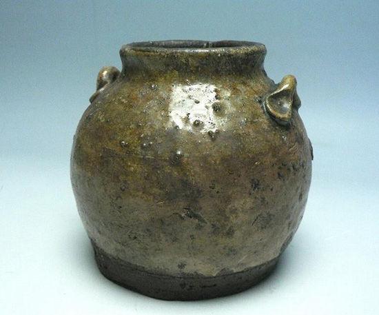 图5-江户时代染齿罐