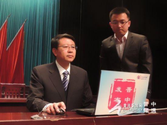 晋中市委书记张璞发布微博