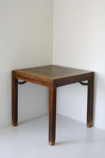 四平面方桌