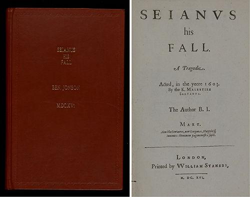 1609年伦敦首版《莎士比亚十四行诗集》珍罕善本