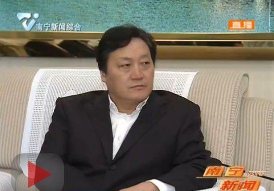 中国中铁总裁白中仁4天前最后一次露面瞬间