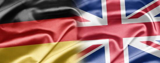 英德领跑,法国暂时落后