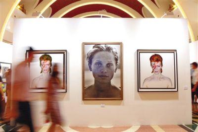 """""""上海艺术影像展""""带来了大批艺术大师的经典之作。"""
