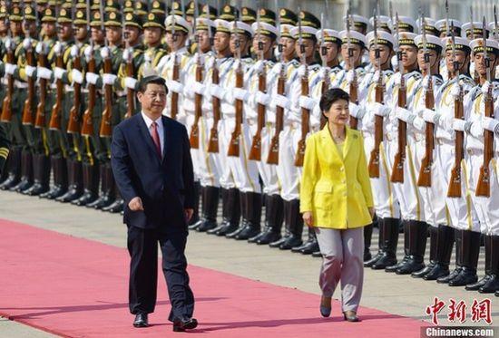 韩国对中国态度转好的启示(图片来源:中新网)