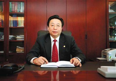 国家铝业公司原党构成员、总司理孙兆学。图CFP