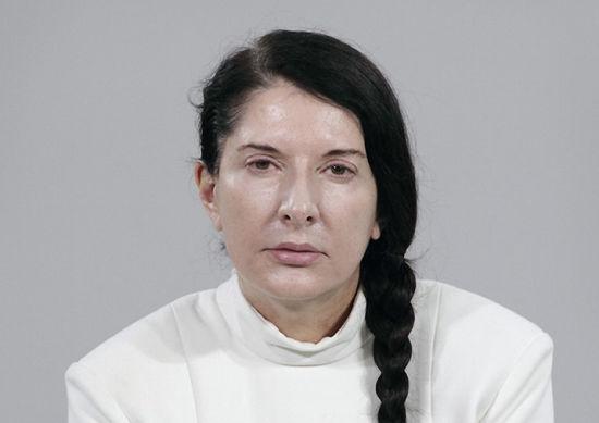 玛丽娜·阿布拉莫维奇(Marina Abramovic)