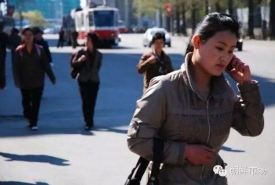 朝鲜智能手机不算少