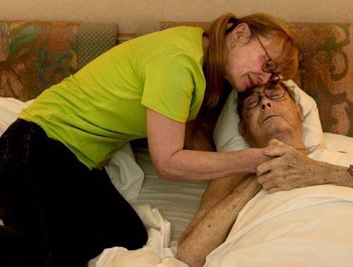 重病在床的病人有权利选择死亡吗?