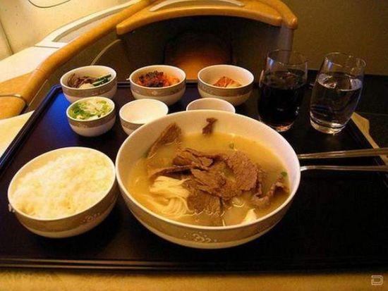 飞机餐一直都不被旅客满意吗