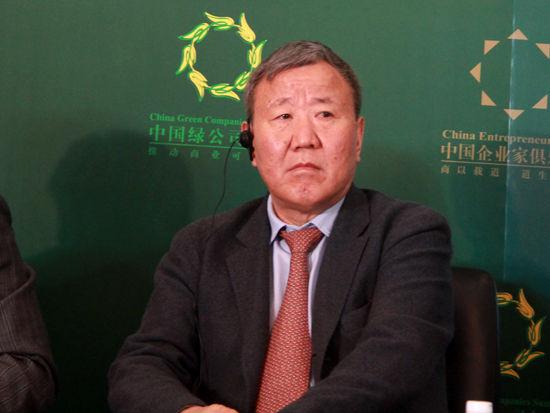 中国汇源果汁集团有限公司董事长朱新礼