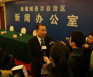 博览会组委会副主任兼秘书长迟文杰