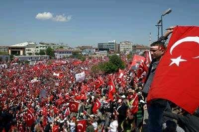 土耳其的民主选举有什么不同
