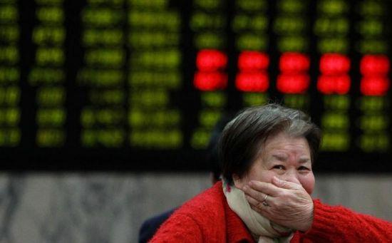 股市下跌后居民资产受损有限