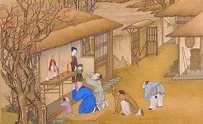 祭祀鬼神来源于农业传统