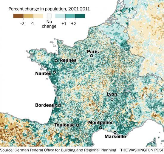 中国人口增长率变化图_法国 人口增长率