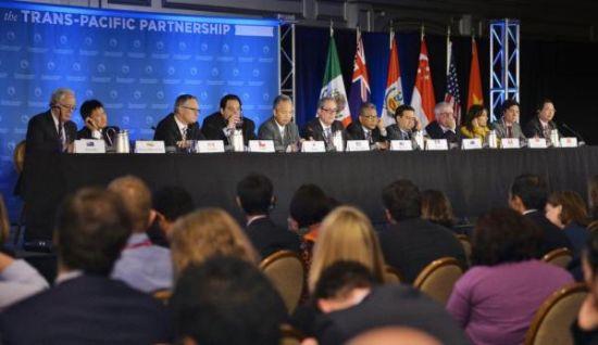 TPP对中国的长期影响不容忽视