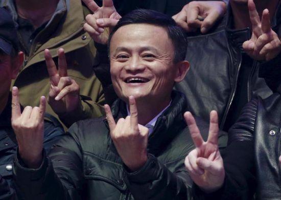 阿里巴巴董事局主席马云