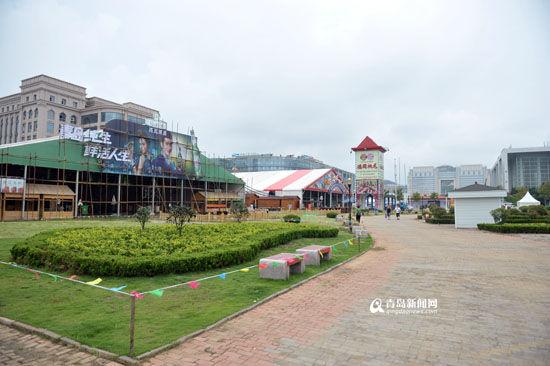 青岛啤酒节崂山会场