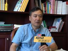 视频:国花胸针设计者王春刚教授采访