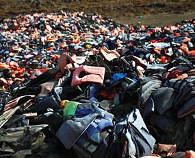 吓坏全欧洲的奇特垃圾堆