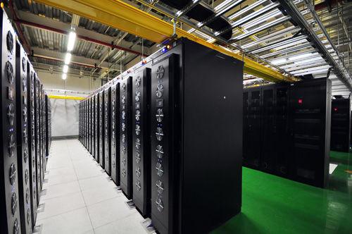 呼和浩特已形成近70万台服务器装机能力 居全国之首