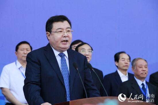 河南省人民政府副省长舒庆