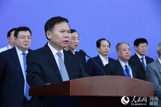 三门峡市委书记刘南昌致辞